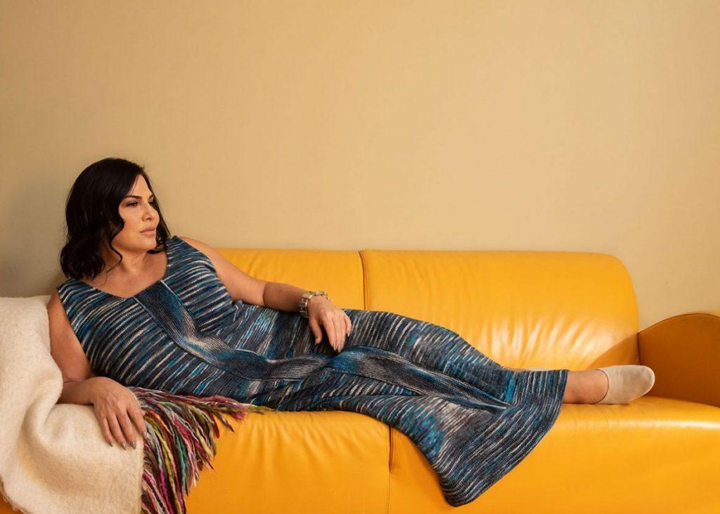 Daniela Lombardi wearing Lisa Aviva - Photography Happens